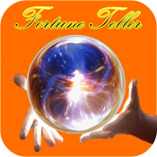 Fortune Teller - Magic Crystal Orb icon