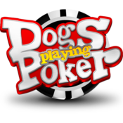 Dogs Playing Poker icon