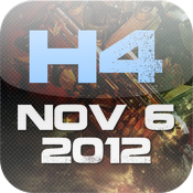 Countdown to H4 icon