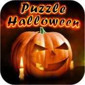 Halloween Puzzle HD icon