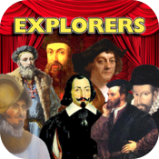 EXPLORERS: The Story of Exploration of the Americas From Before Columbus to Cartier icon
