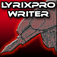 LyrixPro Song Writer Pad