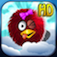 Bumping Birds - HD !