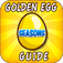 All Golden Eggs for Angry Birds Seasons