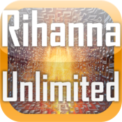 Rihanna unlimited music+ icon
