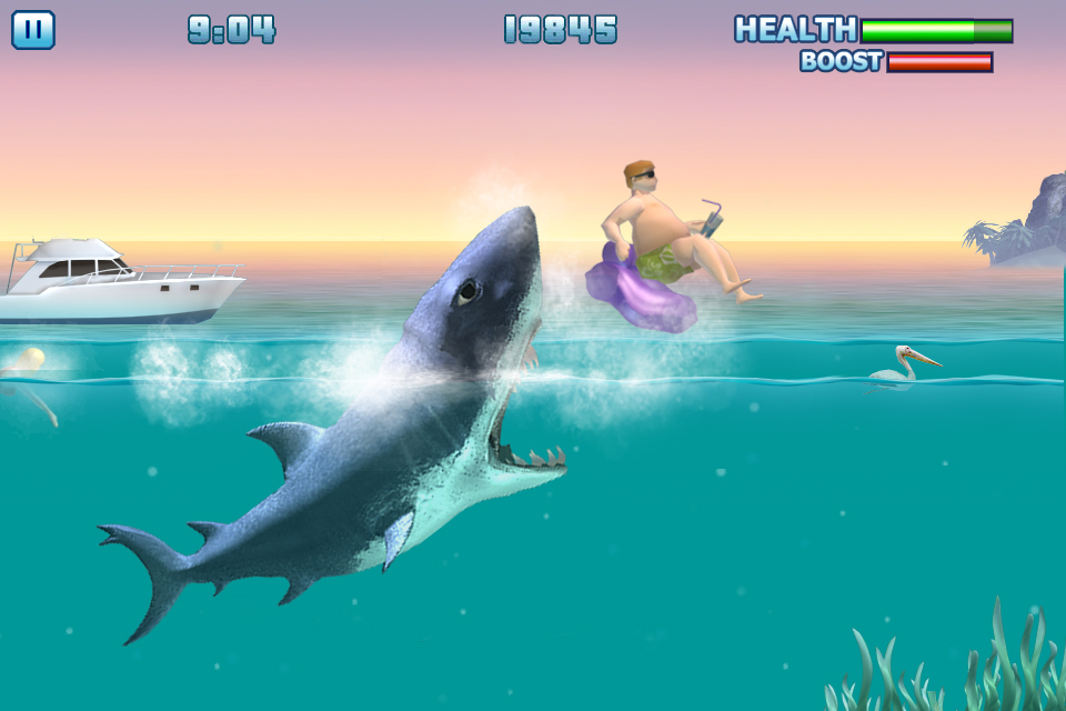 Hungry Shark screenshot 1