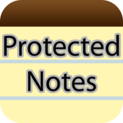 Protected Notes icon