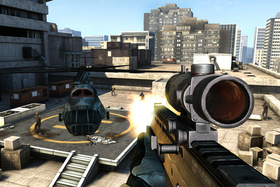 Modern Combat 3: Fallen Nation Review