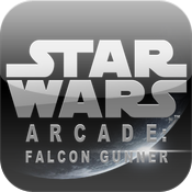 Star Wars Arcade: Falcon Gunner Review icon