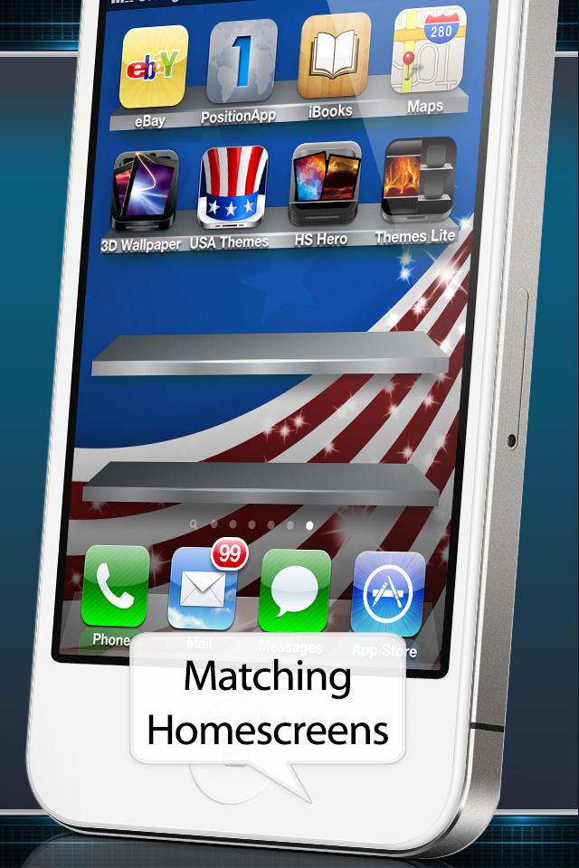 American Wallpaper USA Themes ...