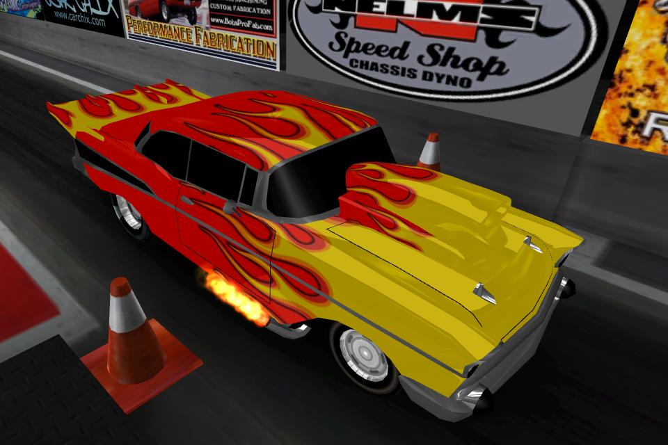 Door Slammers Drag Racing by Virtual Dyno