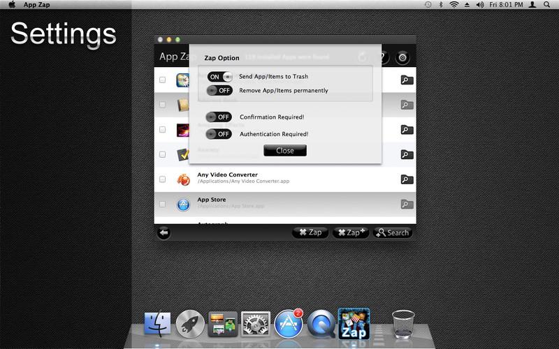 App Zap Screenshot - 4