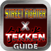 SFxT Moves and Frame Data Guide icon