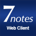 7notes Web Client