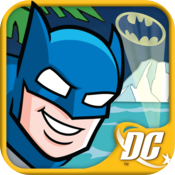DC Super Friends: Hawaiian Ice Mystery icon