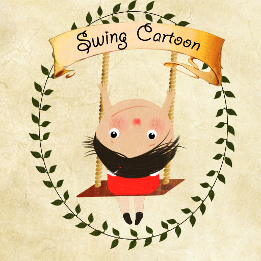 Swing Cartoon