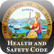 CA Health & Safety Code 2013 - California HSC icon