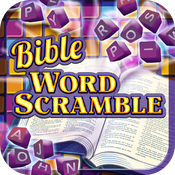 Bible Word Scramble icon