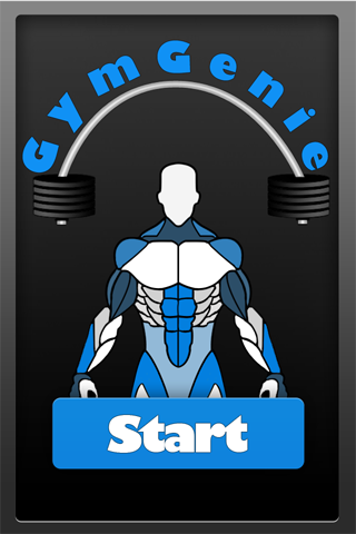 Gym Genie Screenshot