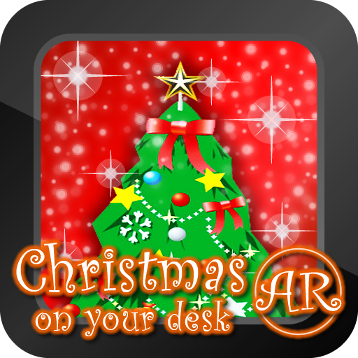 Christmas on your desk AR