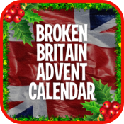 Broken Britain's 12 Days Of Christmas icon