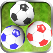 Hat-tricks: Score 3 great football freebies every day! icon