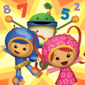 Team Umizoomi Math:  Zoom into Numbers icon