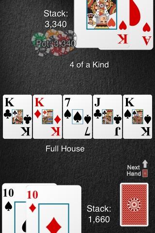Heads Up: Hold'em  (1-on-1 Poker)