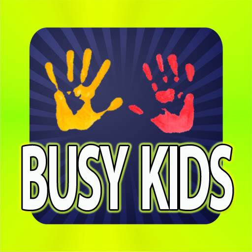 BUSY KIDS 100 Ways to Stimulate a Child's Mind