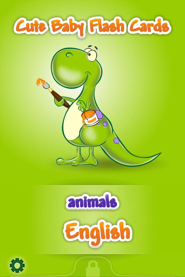 App Shopper: Cute Baby Flash Cards Lite : an educational ...