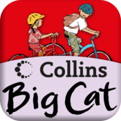 Collins Big Cat: My Bike Ride Story Creator icon