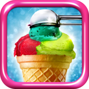 Sundae Ice Cream icon