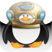 Scuba Penguin icon