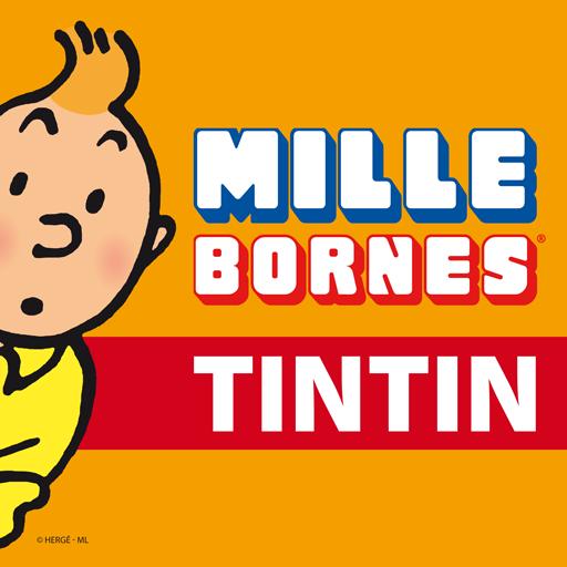 Mille Bornes Tintin