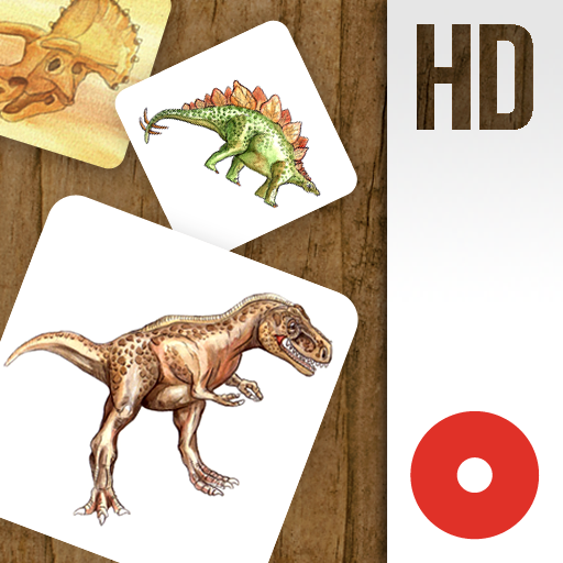 Dino Match HD - Dinosaur Pairs Matching Game