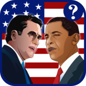Election 2012 Trivia - U.S. Presidential Candidates - Powered by WordSizzler icon