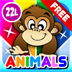 Abby Preschool - First Words: Animals FREE HD