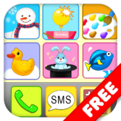 Buzz Me! Kids Toy Phone Free - All in One children activity center icon