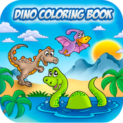 My Dino Coloring Book icon