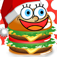 Yummy Burger Maker Game Free- Fun Christmas Games App