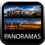 Learn how to shoot and make panoramas Photoshop CS 6 edition icon
