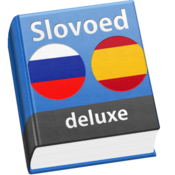 Spanish <-> Russian Slovoed Deluxe talking dictionary