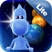 iLearn Solar System - Interactive 3D Solar System Model (Lite) icon