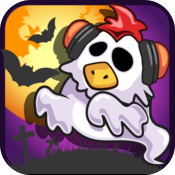 Roll Eggs HD Halloween icon