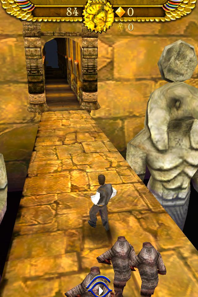 Pyramid Run screenshot 2