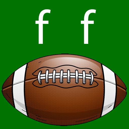 Simple Fantasy Football Cheat Sheet - Ad Free
