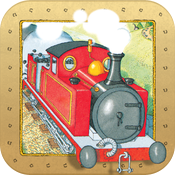 Little Red Train Picture Books icon