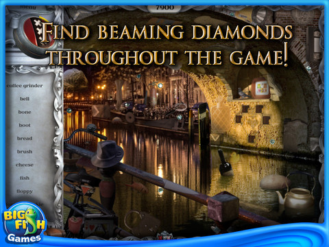 Screenshot Youda Legend: The Curse of the Amsterdam Diamond HD