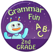 Grammar Fun 2nd Grade icon