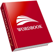 WordBook English Dictionary and Thesaurus icon